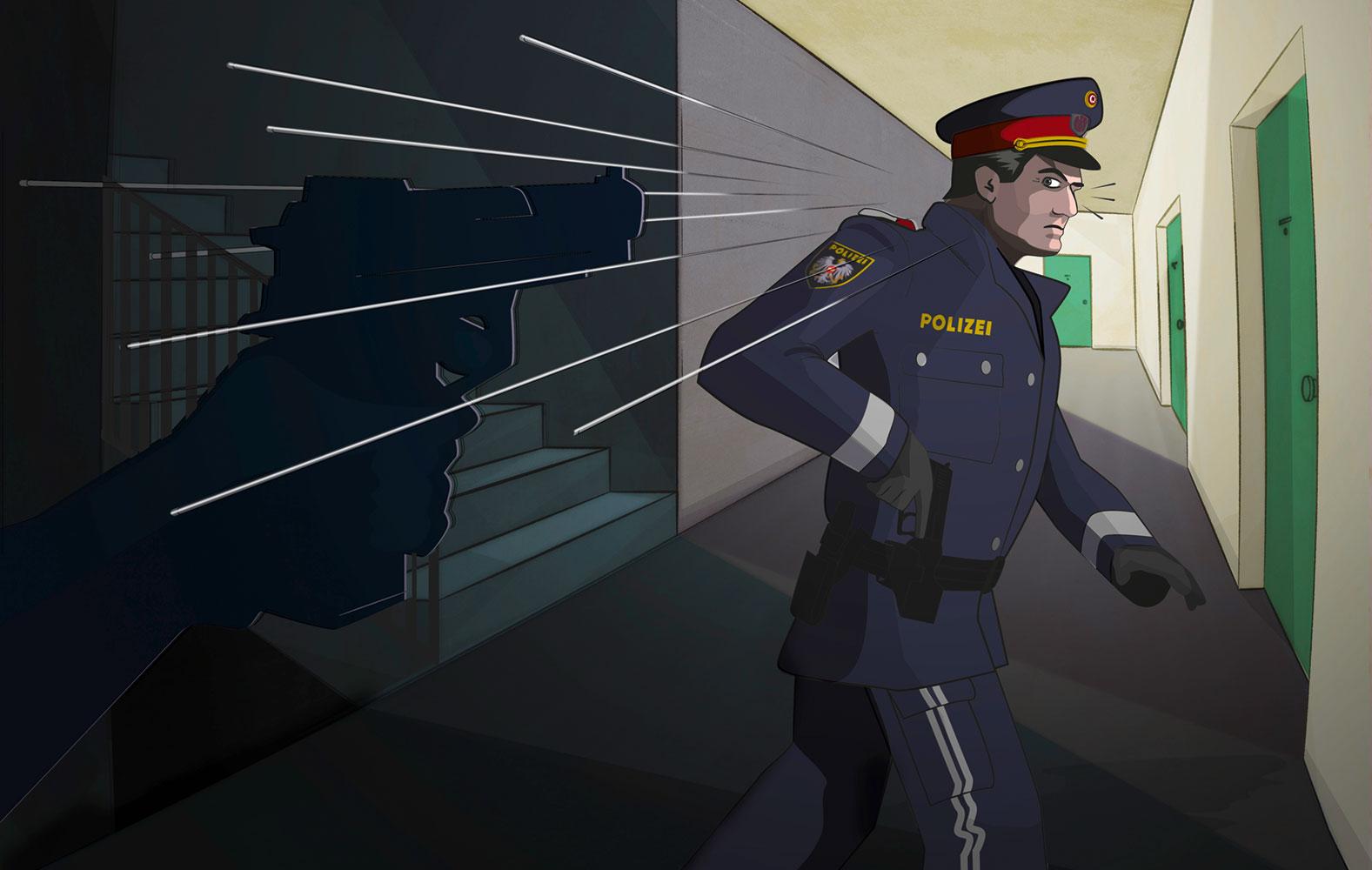 Internes Schreiben: Polizeispitze will Misshandlungen nicht